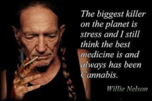 Willie quote medicinal cannabis